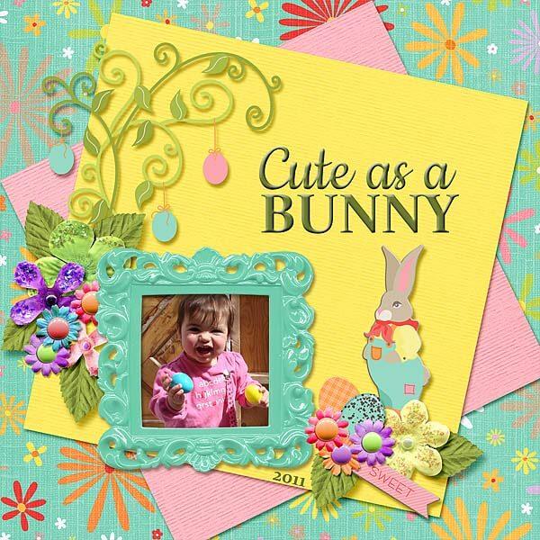 Sugarmoon - Spring Fling: fonts - Cookie regular & Constantia Bold