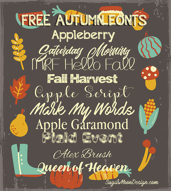 autumnfonts